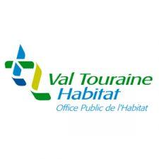 logo val touraine habitat